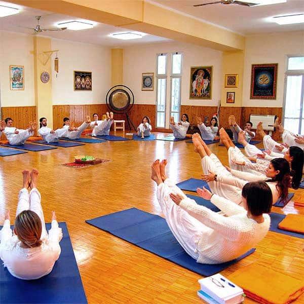 Formazione Yoga Bologna