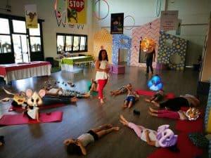 Yoga per bambini Bologna Centro Yoga San Donato