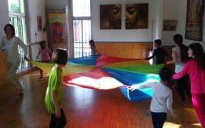 Corso Yoga per bambini Centro Yoga San Donato
