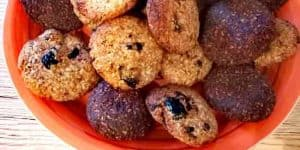 foto di Biscottini al cocco